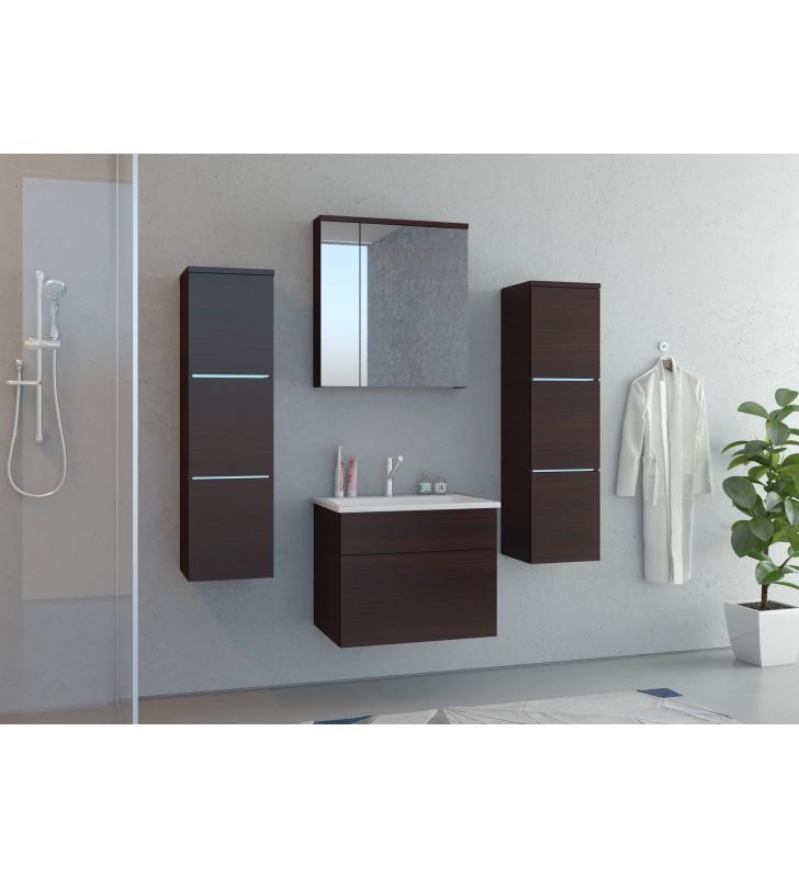 Zestaw mebli łazienkowych PORTO (wenge)