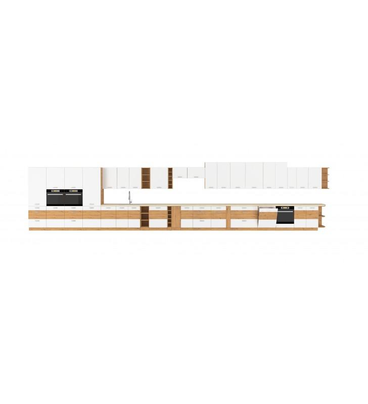 Szafka stojąca ARTISAN biały połysk 60 D 3S BB