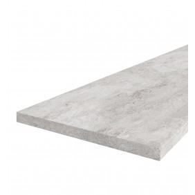 """Blat kuchenny 38/600 """"Calcite grey 7480"""""""