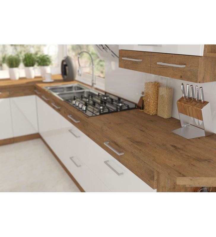 Zestaw mebli kuchennych VIGO C biały połysk