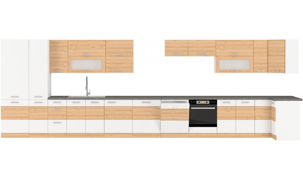 Zestaw mebli kuchennych ICONIC A