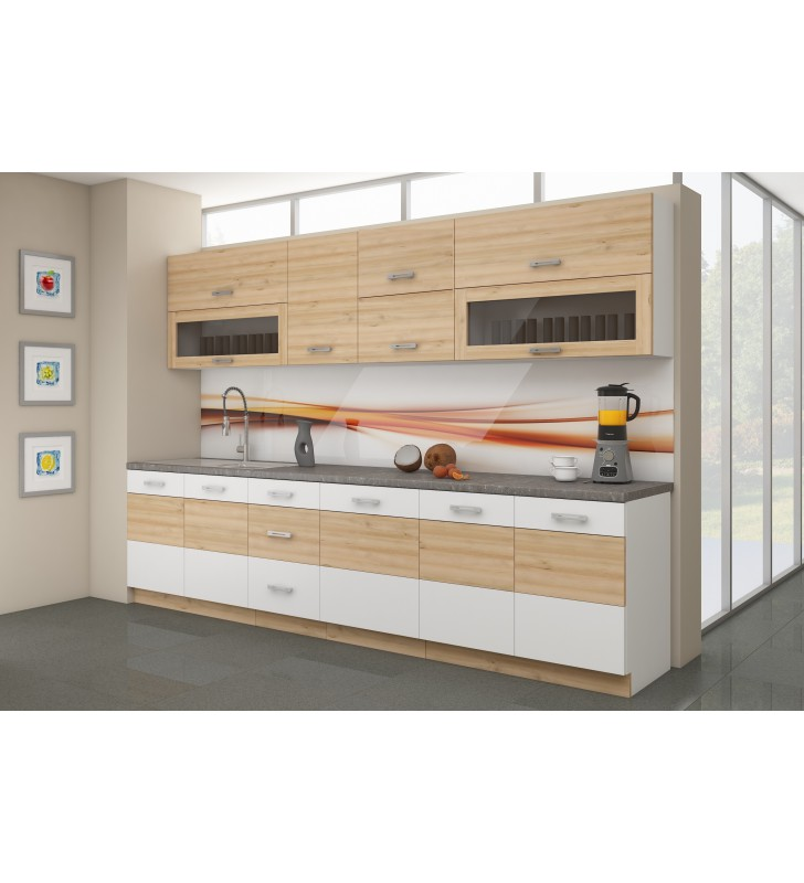 Zestaw mebli kuchennych ICONIC B