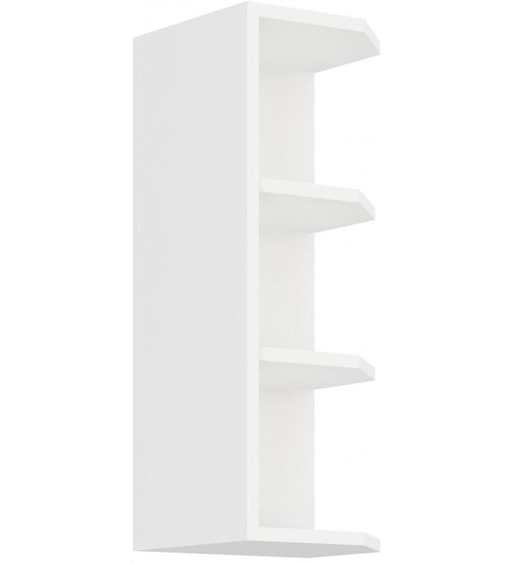 Szafka wisząca zakończeniowa EKO WHITE 30 G-72 ZAK