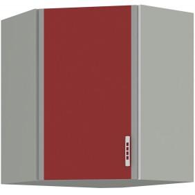 Szafka wisząca narożnikowa ELMA 58x58 GN-72 1F