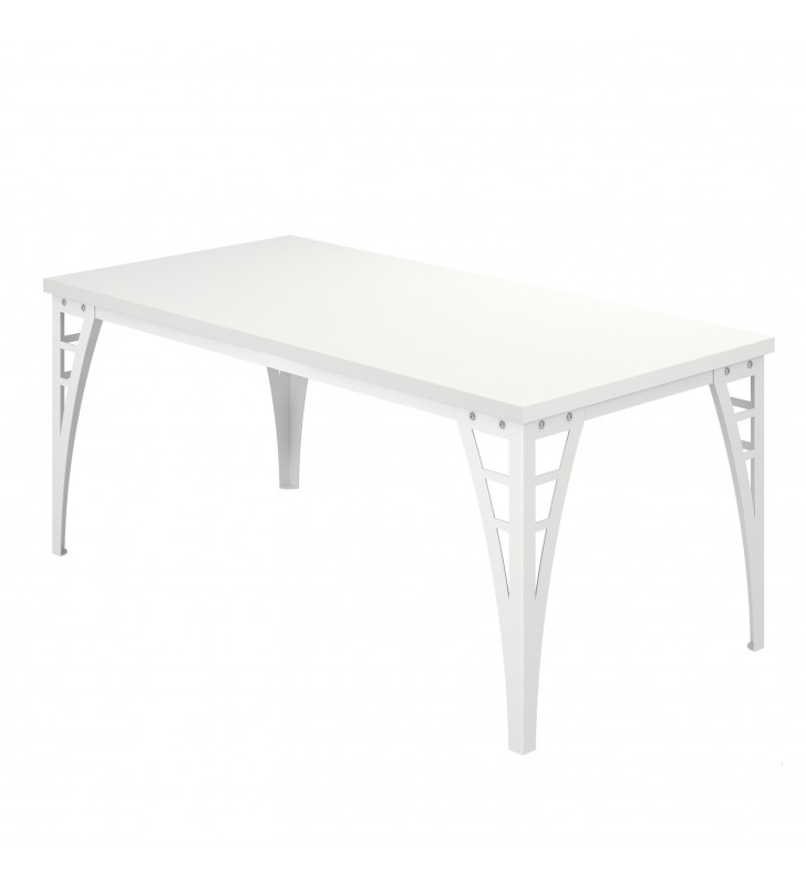 Prostokątny stół (160x90) w kilku odsłonach kolorystycznych Barto