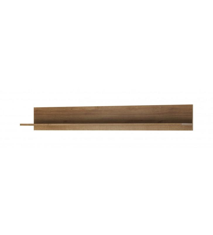 Zestaw brązowych mebli do salonu w stylu klasycznym SKY 1
