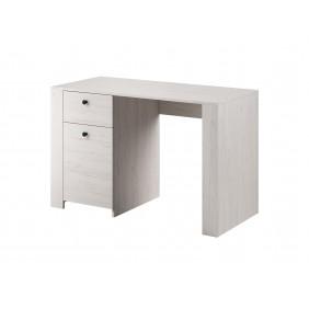 Białe biurko w stylu klasycznym Rene RB120