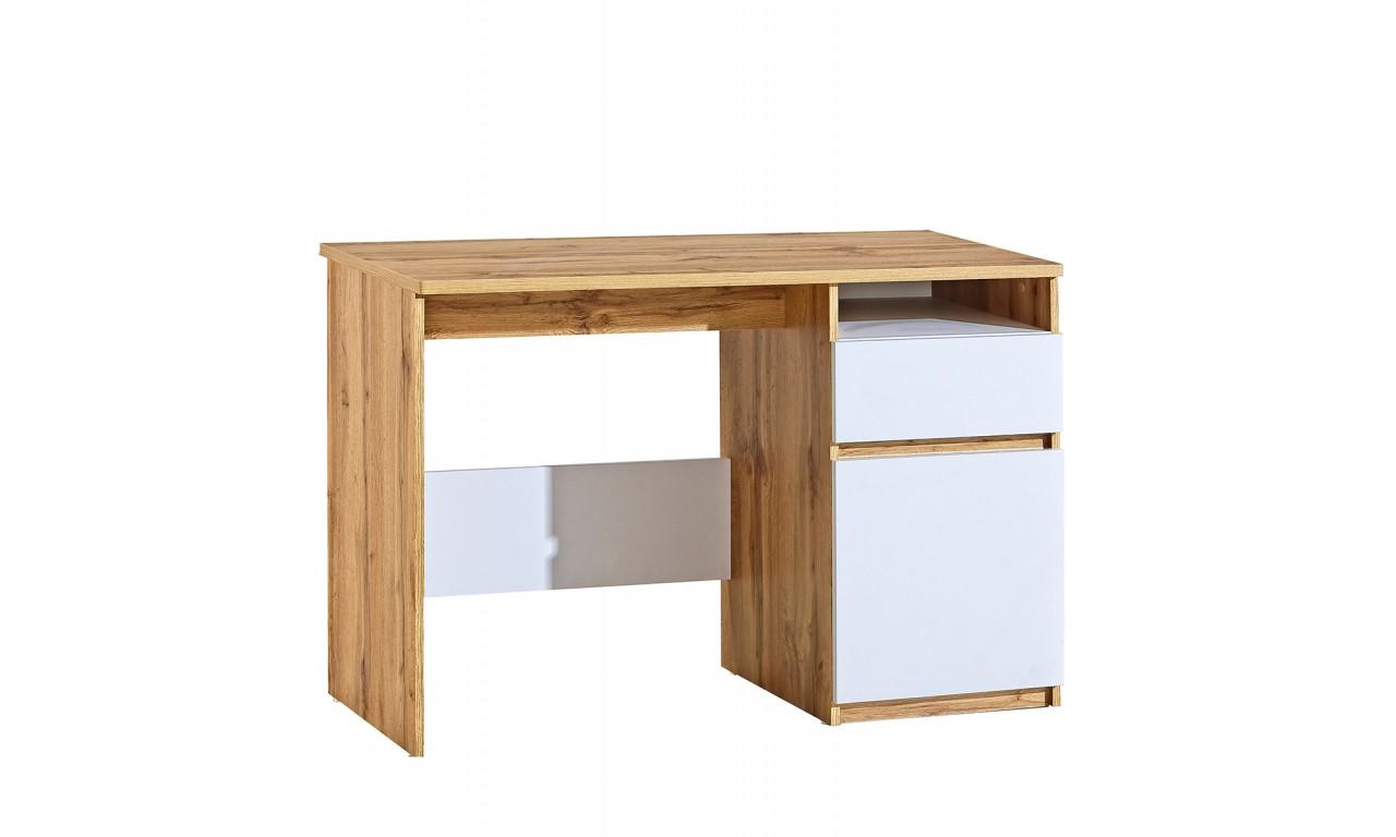 Biurko w stylu nowoczesnym, dostępne w dwóch propozycjach kolorystycznych ARCA AR7