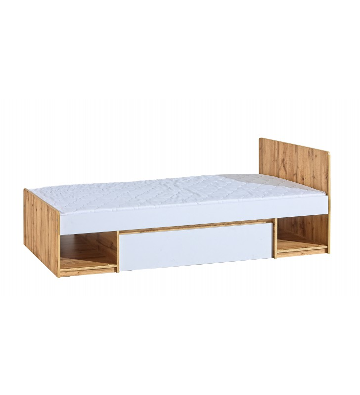 Zestaw mebli do sypialni, dostępny w dwóch wariantach kolorystycznych ARCA D