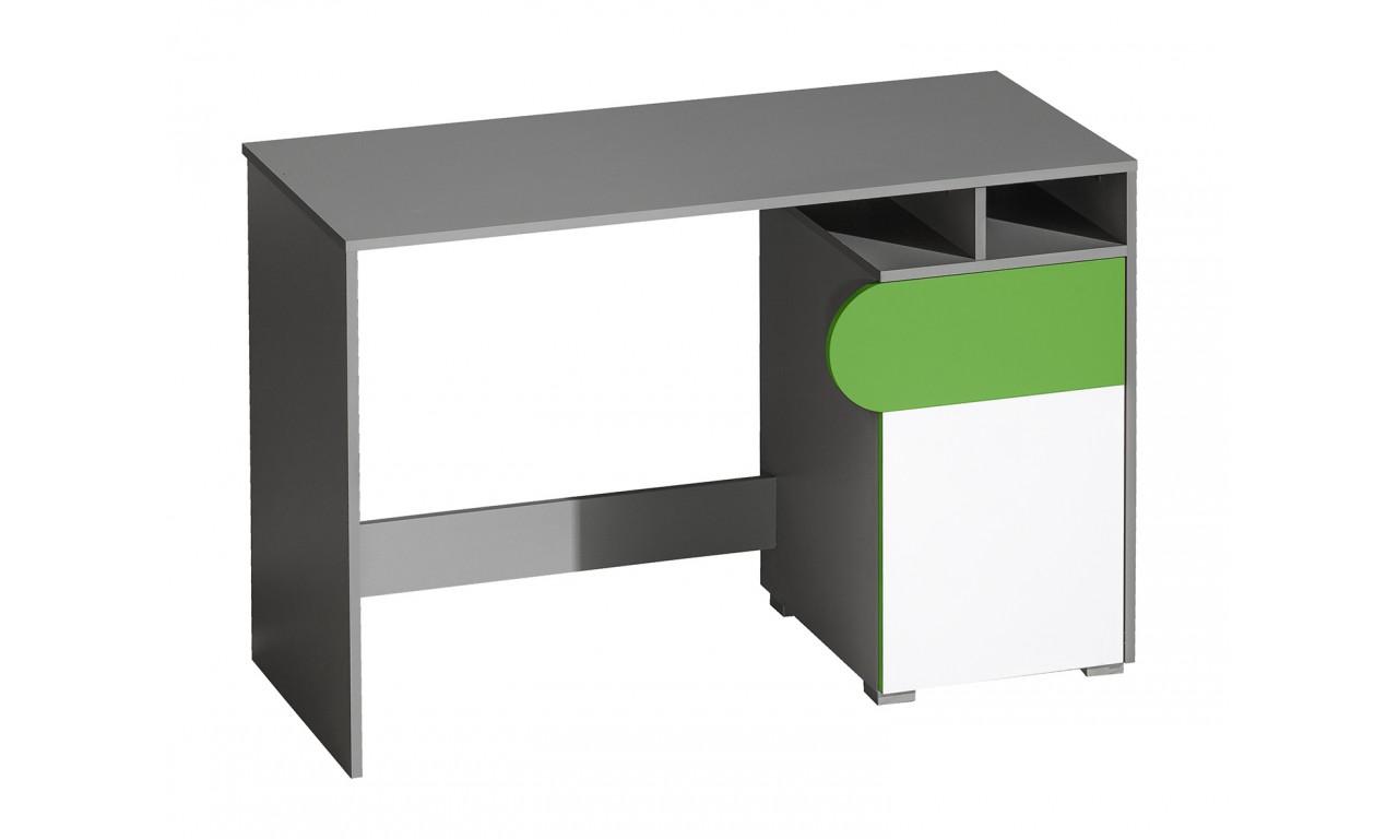 Biurko w różnych kombinacjach kolorystycznych FUTURO F8