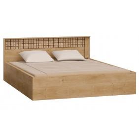 Łóżko z pojemnikiem NATURAL N-17