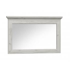 Jasnoszare lustro w stylu klasycznym APOLLO AP-8