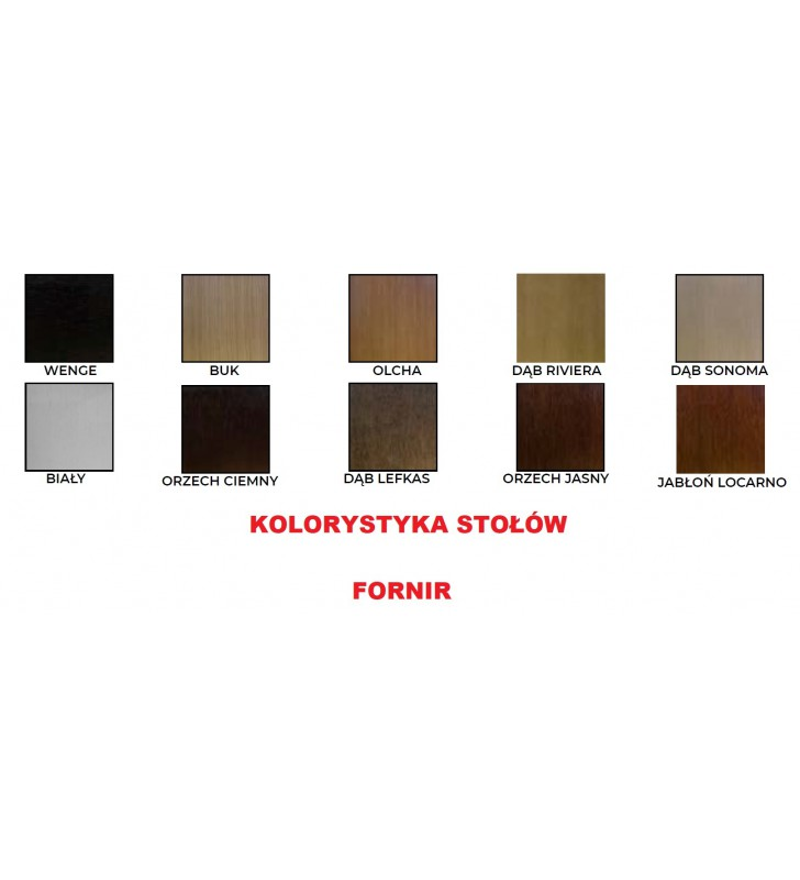 Stół bukowy (90x160), rozkładany, dowolna kolorystyka, ST64/2