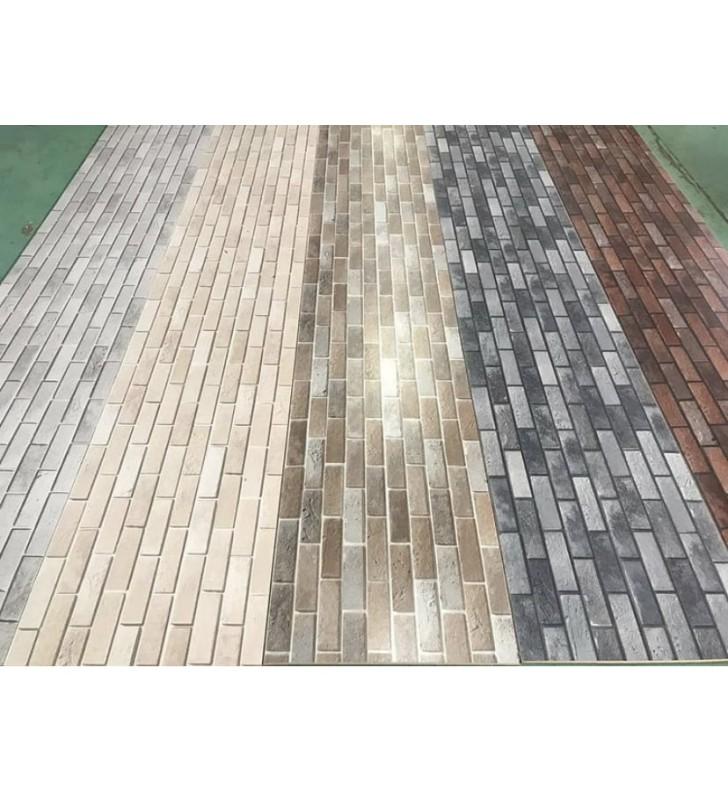 Panel dekoracyjny cegła wielobarwna (CPL mat)