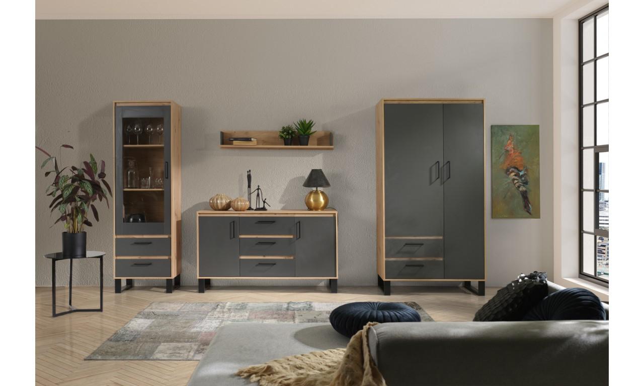 Półka w stylu nowoczesnym Newada NW16