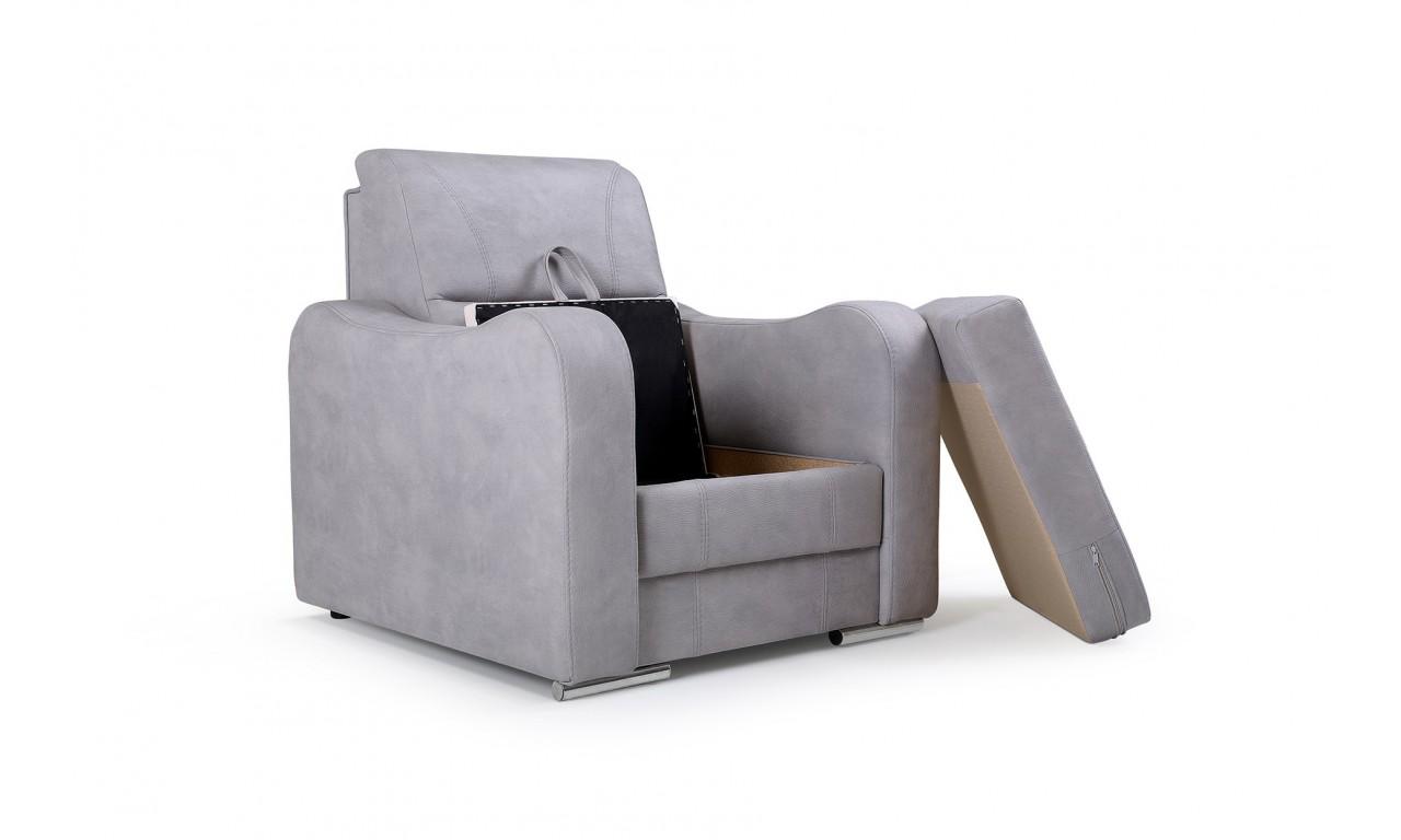Fotel z pojemnikiem Wenus