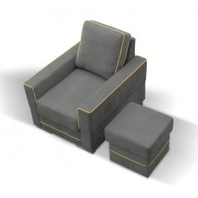Fotel KF6 dostępny w różnej kolorystyce
