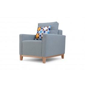 Fotel KF9 dostępny w różnej kolorystyce