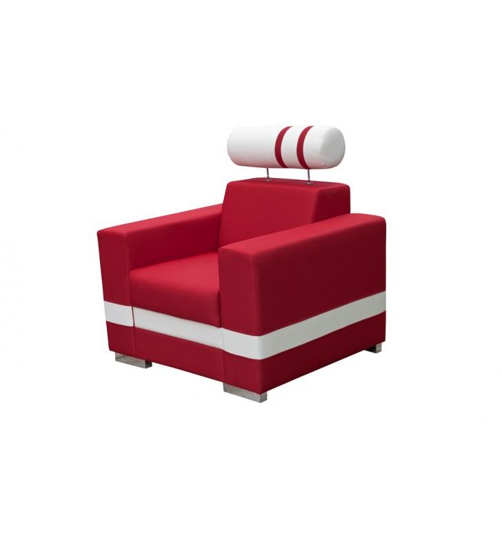 Fotel R-1 dostępny w różnej kolorystyce