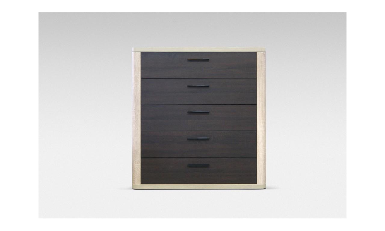 Komoda z szufladami w stylu nowoczesnym Optima 6