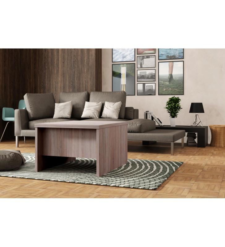 Rozkładany ławostół w stylu nowoczesnym firmy Arkos