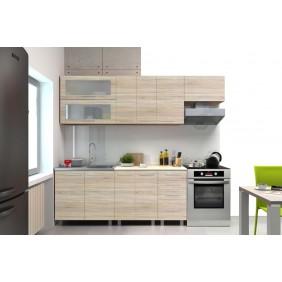 Zestaw mebli kuchennych w nowoczesnym stylu AKu2