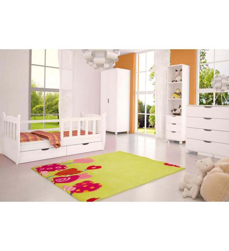 Zestaw białych mebli do pokoju dziecięcego KMZs4b