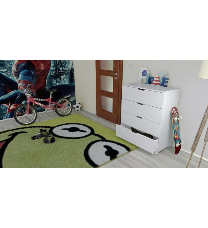 Komoda do pokoju dziecięcego dostępna w kilku kolorach KMK1