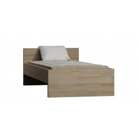 Łóżko (90x200 cm) w stylu nowoczesnym JROLk2