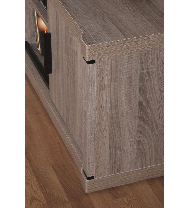 Wąska komoda w stylu klasycznym z szufladami Dallas D-4