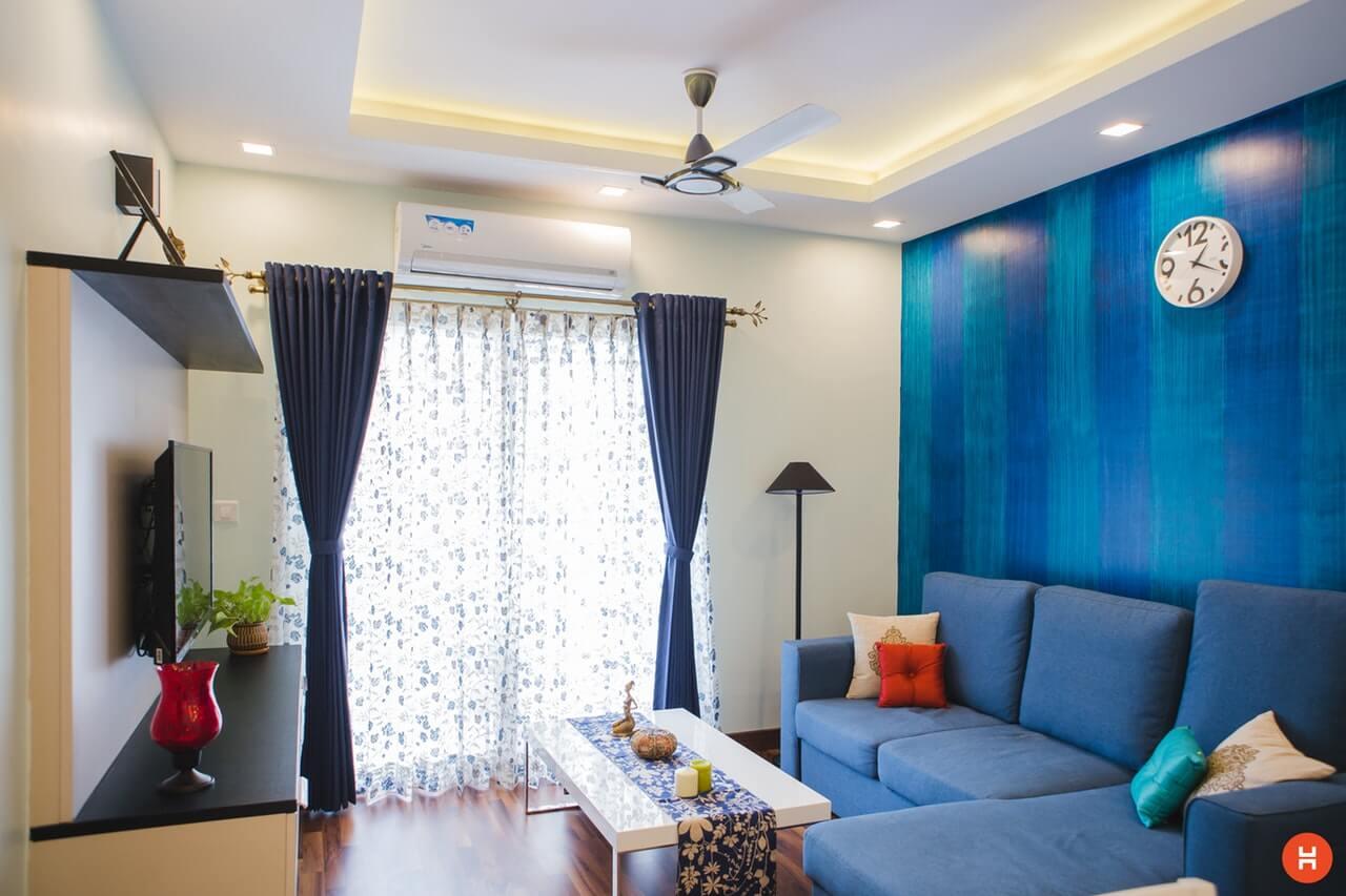 zdjęcie małego pokoju gościnnego