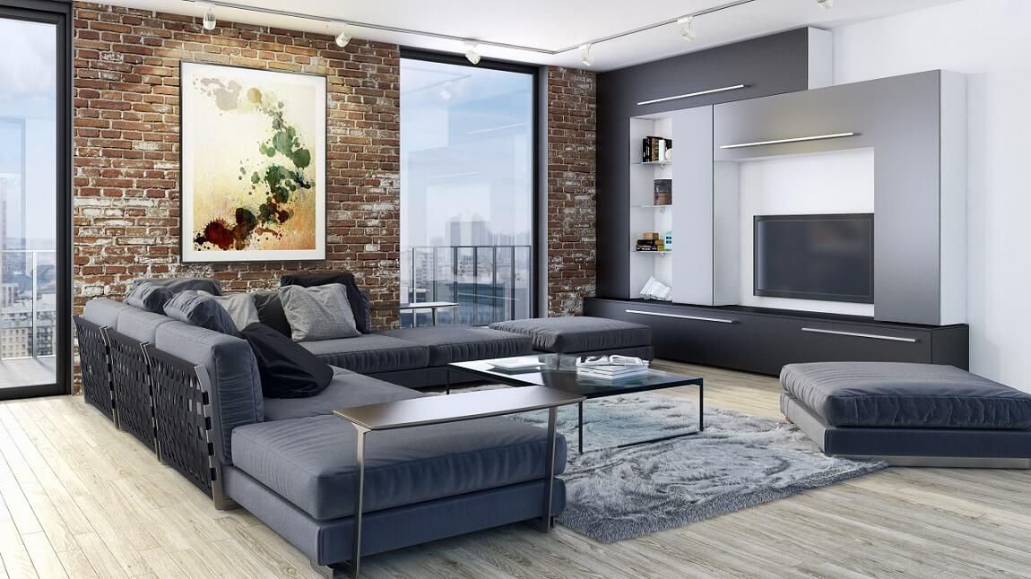 styl loftowy w mieszkaniu oraz domu